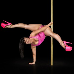 Advance Floorwork - Bobbi's Pole Studio